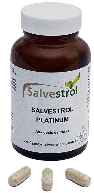 Salvestrol Platinum 60 cápsulas