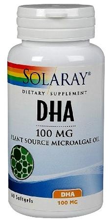 Solaray DHA Neuromins 30 cápsulas