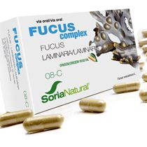 Soria Natural 08-C Fucus Complex 60 cápsulas