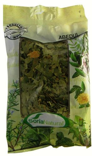 Soria Natural Abedul Bolsa 40g