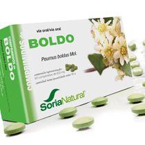 Soria Natural Boldo 60 comprimidos