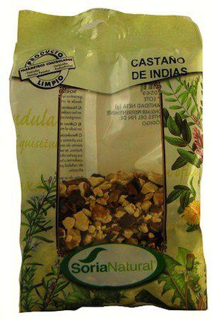 Soria Natural Castaño de Indias Bolsa 100g