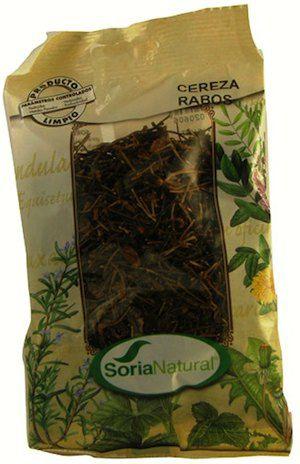 Soria Natural Cereza Rabos Bolsa 40g