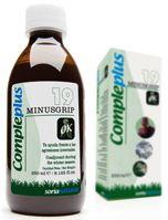 Soria Natural Compleplus 19 Minusgrip 250ml