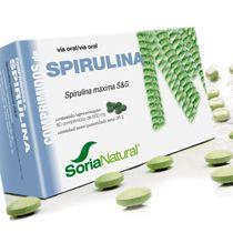 Soria Natural Espirulina 60 comprimidos