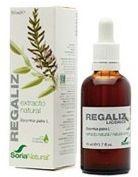 Soria Natural Regaliz Extracto 50ml