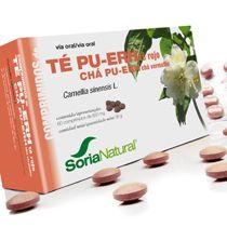 Soria Natural Té Rojo 60 comprimidos