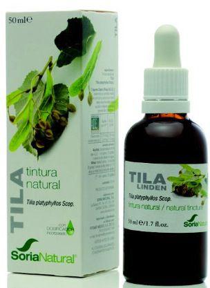 Soria Natural Tila Extracto 50ml