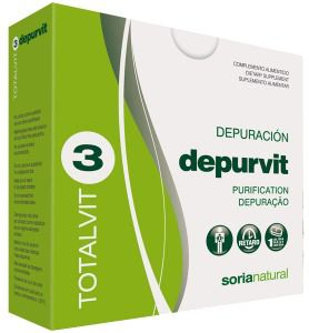 Soria Natural Totalvit 03 Depurvit 28 comprimidos