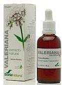 Soria Natural Valeriana Extracto 50ml