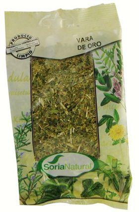 Soria Natural Vara de Oro Bolsa 40g