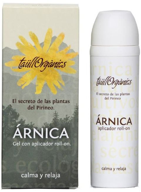 Taüll Orgànics Gel Arnica Classic Roll-On 50ml