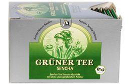 Té Verde Sencha Bio 15 filtros