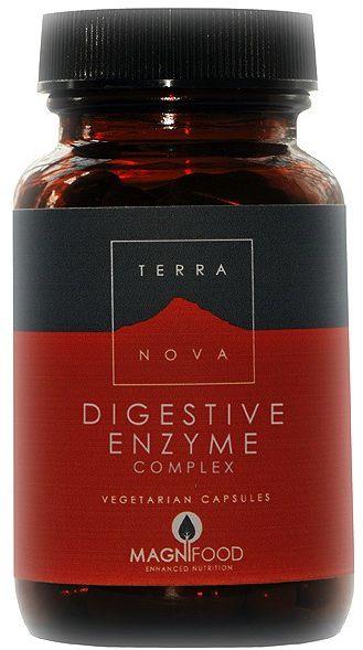 Terranova Enzimas Digestivas Complex 100 cápsulas