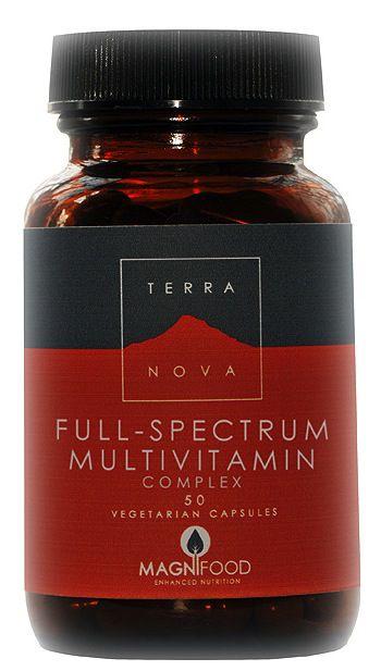 Terranova Multinutriente Completo 50 cápsulas