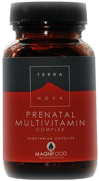 Terranova Multinutriente Prenatal 100 cápsulas