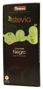 Torras Chocolate Negro 60% Con Stevia 100g