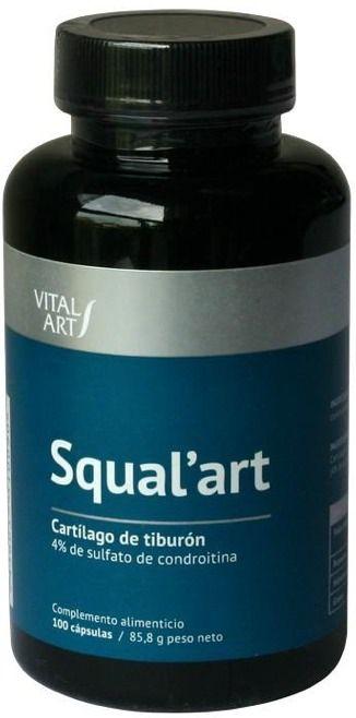 Vital Art Squal'Art 100 cápsulas