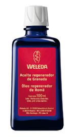 Weleda Aceite regenerador de Granada 100ml