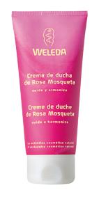 Weleda crema de ducha de Rosa Mosqueta 200ml
