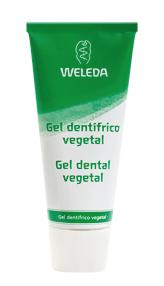 Weleda gel dentifrico vegetal 75ml