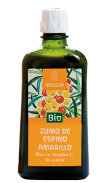 Weleda zumo de Espino Amarillo 200ml