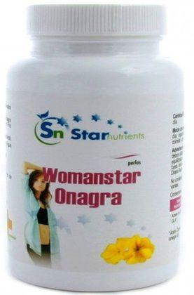 WomanStar Onagra 500 mg 400 perlas